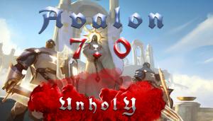 Яркий момент из Albion online 1